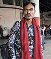 Gujarati writer Rajesh Vankar (Cropped).jpg