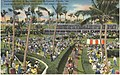 Gulfstream Park, at Hallandale, near Hollywood, Florida, the track by the sea. One of the nations most scenic race courses.jpg
