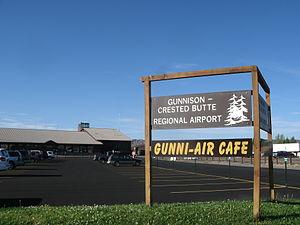 Gunnison, Colorado - Gunnison-Crested Butte Regional Airport