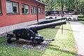 Guns of the Disa and Rota gunboats in Berga navy base, Sweden.jpg
