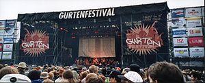 Gurtenfestival - Image: Gurtenfestival 2000