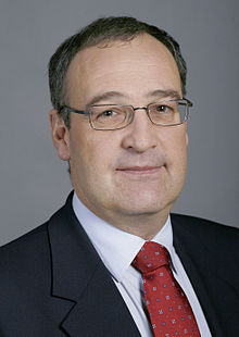 Portrait de Guy Parmelin (2007)