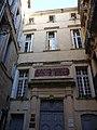 Hôtel d'Hostalier (Montpeller) - Façana exterior.jpg