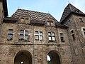 Hôtel de ville (toit vernissé) de Saint Antoine l Abbaye - monument historique PA00117247 - FRANCE - Alain Van den Hende - Licence CC 4 0 -2053.jpg