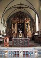 Höxter, Corvey, St. Stephanus und Vitus, der Altar.JPG