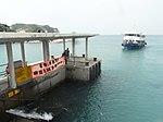HK Po Toi Island Public Pier view Ferry Oct-2012 Tai Wan.JPG