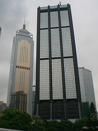 Great Eagle Holdings - Great Eagle Centre, the company's headquarters