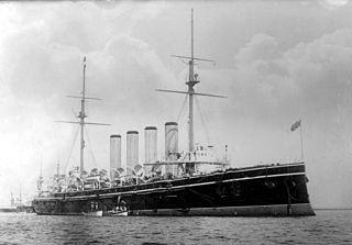 HMS <i>Niobe</i> (1897) ship