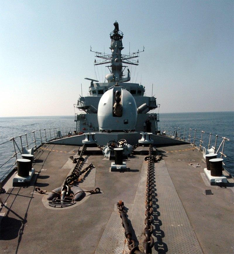 HMS Grafton F-80