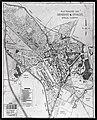 HUA-821123-Plattegrond van de gemeente Utrecht met daarop aangegeven de verschillende vormen van industrie en bedrijvigheid in de gemeente.jpg