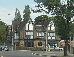 Bradford Moor Barracks - The now-reopened Barrack Tavern, which used to be frequented by soldiers, is opposite the site of the former barracks.