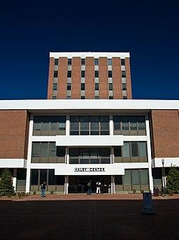 Haley Center Auburn University