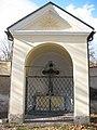 Hall in Tirol, alte Friedhofskapelle.JPG