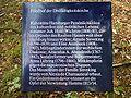 Hamburg-Hamm Dreifaltigkeitskirche Friedhof Tafel.jpg