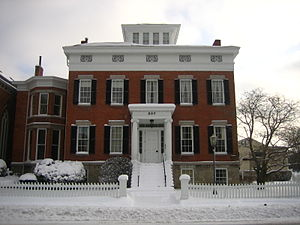 Hamilton White House - Another view