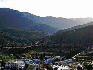 mountain range in Algeria