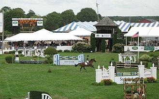 Hampton Classic Horse Show - Hampton Classic in September 2006