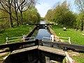 Hamstead Lock at Marsh Benham - geograph.org.uk - 6327.jpg