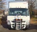 Hand Truck Sentry System Mitsubishi Fuso B&P Liberator hand truck.jpg