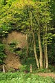 Hangschutt Karst-Quelle Schlattstall Schwaebische-Alb.jpg