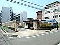 Hanku Ibaraki Kita-guchi Parking.JPG