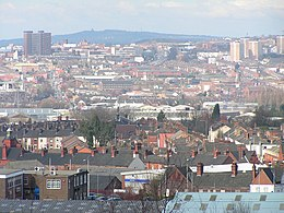 City of Stoke-on-Trent – Veduta