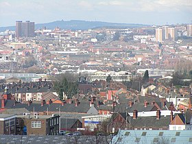 Stoke-on-Trent City Centre