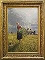 Hans Dahl - A summerday by a Norwegian fjord.jpg