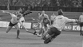 Hans Kruize Dutch field hockey player