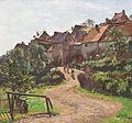 Hans Richard von Volkmann Gerolsteiner Dorfansicht.jpg