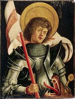 Saint George 4th-century Christian saint and martyr