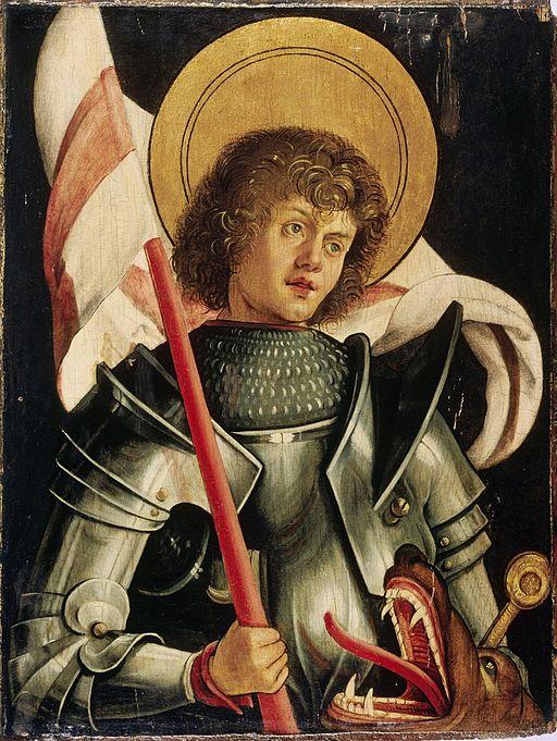 Hans Süß von Kulmbach (zugeschr.) - Heiliger Georg