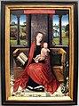 Hans memling, madonna in trono col bambino, 1480-90 ca. 01.JPG