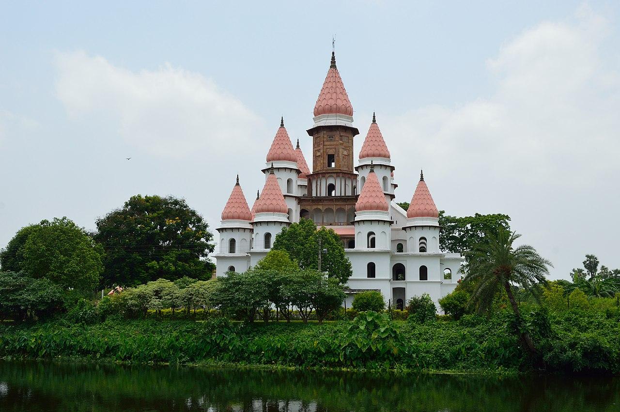 Hanseswari Mandir - East View - Bansberia Royal Estate - Hooghly - 2013-05-19 7547.JPG
