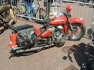 Harley-Davidson WL