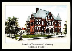 Harriman temperance university abt1906.jpg