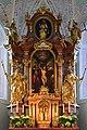 Hart im Zillertal - Pfarrkirche hl Bartholomäus - Altar Detail.jpg