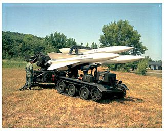 MIM-23 Hawk 1960s surface-to-air missile family by Raytheon
