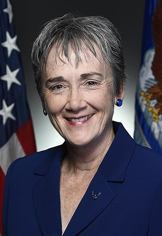 United States Secretary of the Air Force - Image: Heather Wilson official photo (cropped)