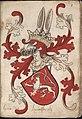 Heer van Heinsberch - Heer van Heinsberg - Lord of Heinsberg - Wapenboek Nassau-Vianden - KB 1900 A 016, folium 08r.jpg