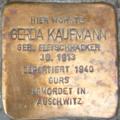 Heidelberg Gerda Kaufmann geb. Fleischhacker.png