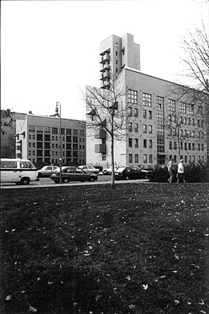 John Hejduk - Image: Hejduk Kreuzberg Tower 1