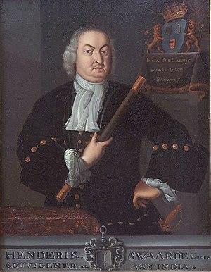 Hendrick Zwaardecroon - Image: Hendrik Swaardecroon