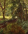 Henri Biva, Paysage de Rivère, oil on canvas, 66 x 54.5 cm.jpg