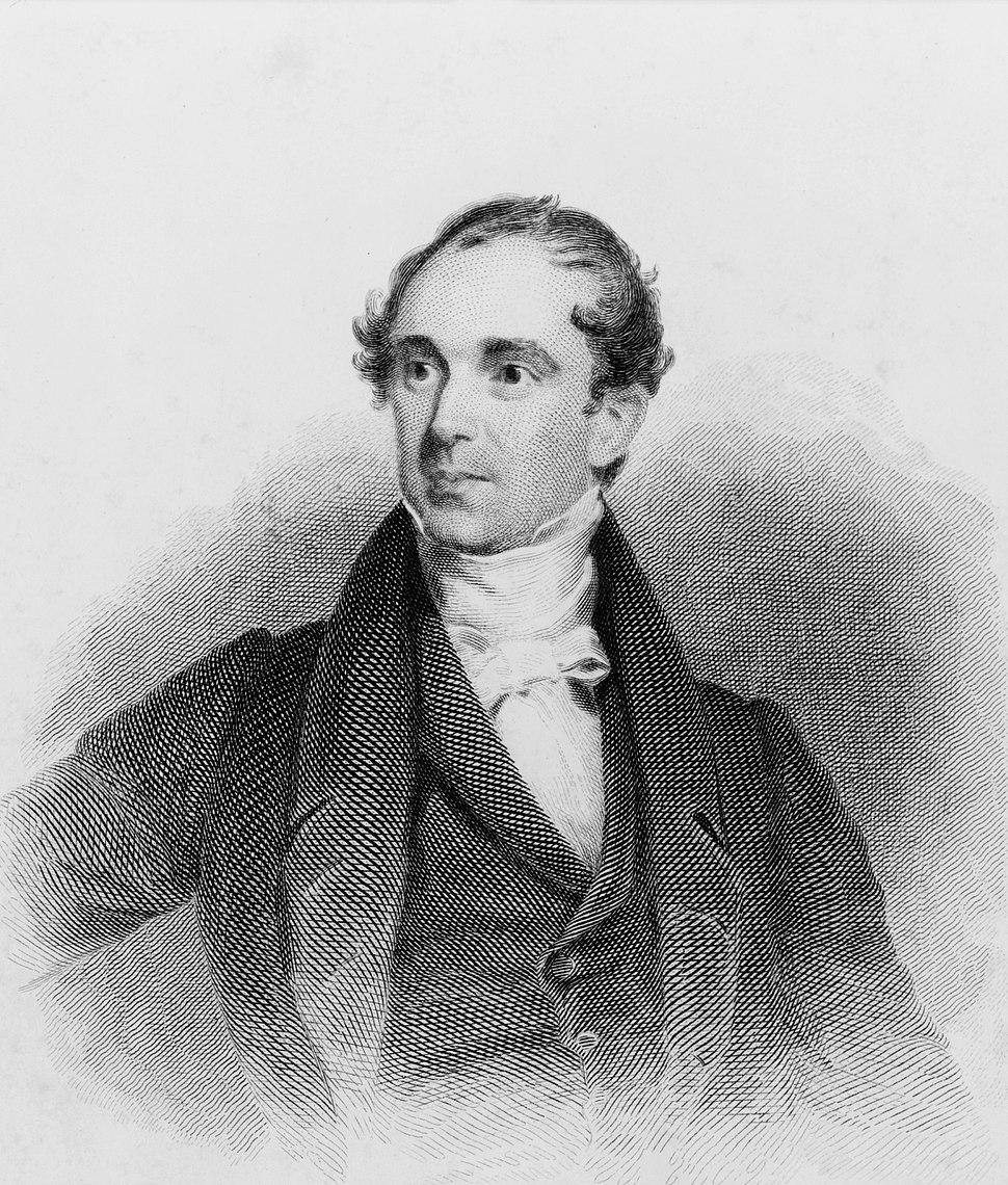 Henry D. Gilpin, Attorney General of the United States (trimmed).jpg