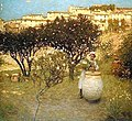 Henry Herbert La Thangue - December Provence.jpg
