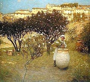 December in Provence