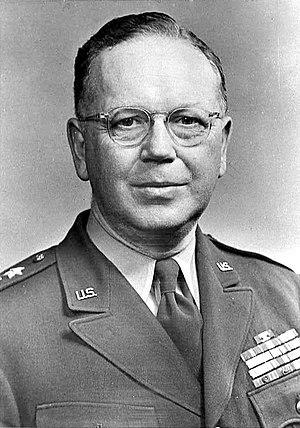 Henry Aurand - Lieutenant General Henry S. Aurand