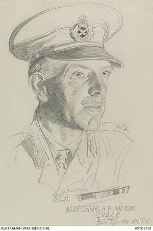 Henry Hodgson (British Army officer) - Major General Sir Henry Hodgson
