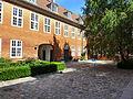 Hestegardekasernen - central courtyard.JPG